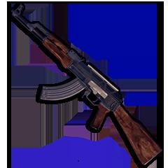 AK-47 突击步枪