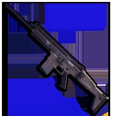 SCAR-L 突击步枪