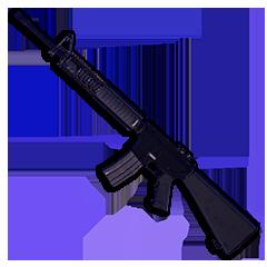 M16A4 突击步枪