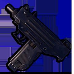 MP5-SD5 冲锋枪