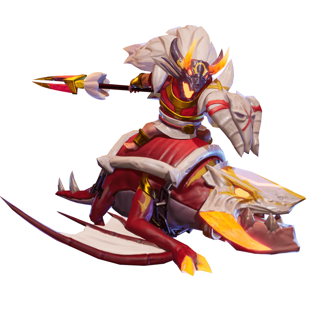 Dragon Knight [Red]