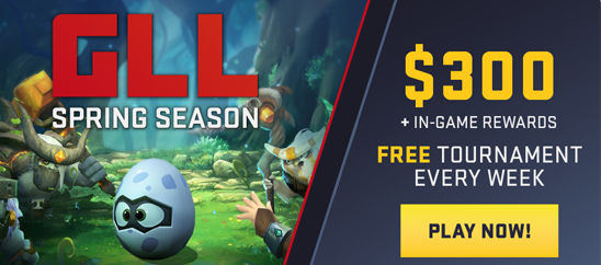 Join GLL Auto Chess Tournaments